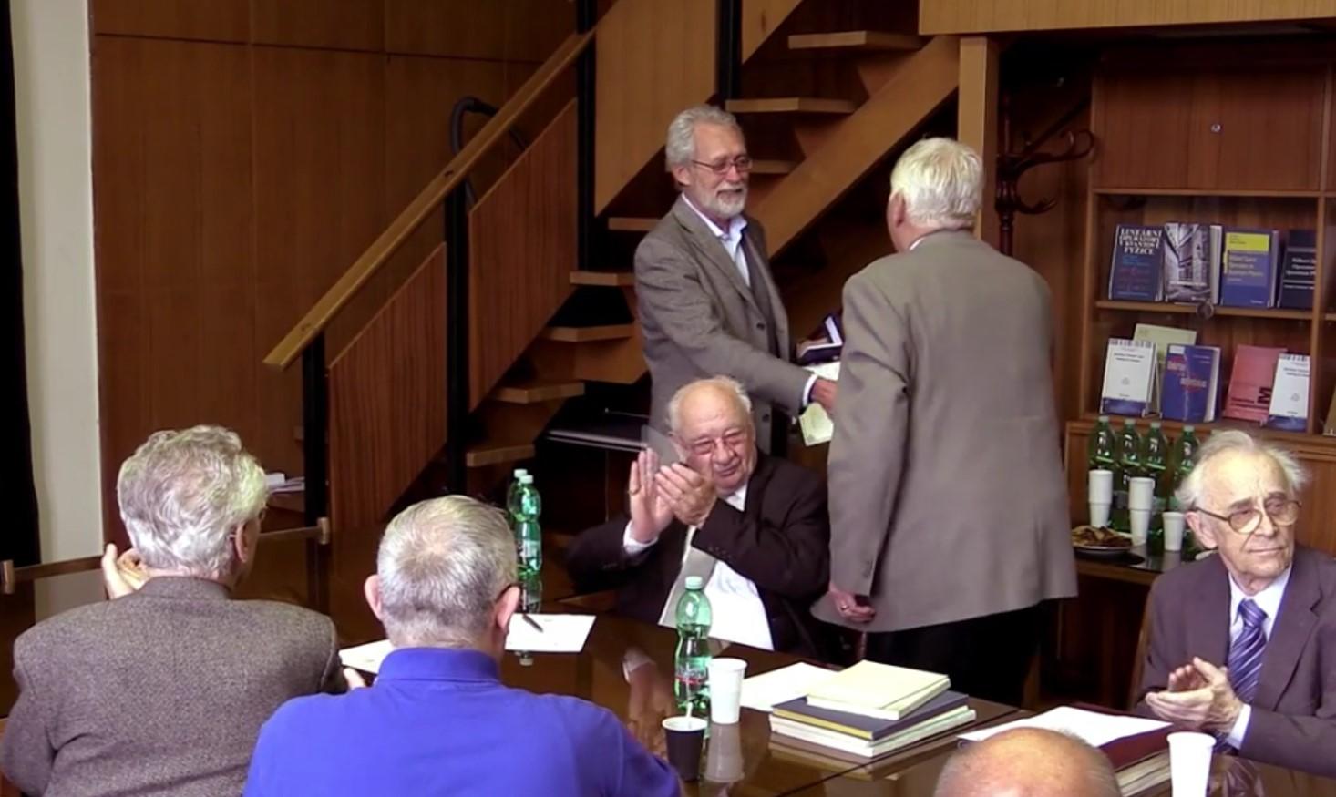 Vladimír Majer Medal: doc. Ing. Zdeněk Řanda, DrSc.