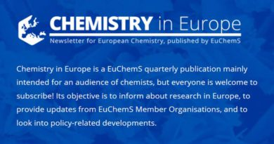 Chemistry in Europe Newsletter – the third 2018 issue